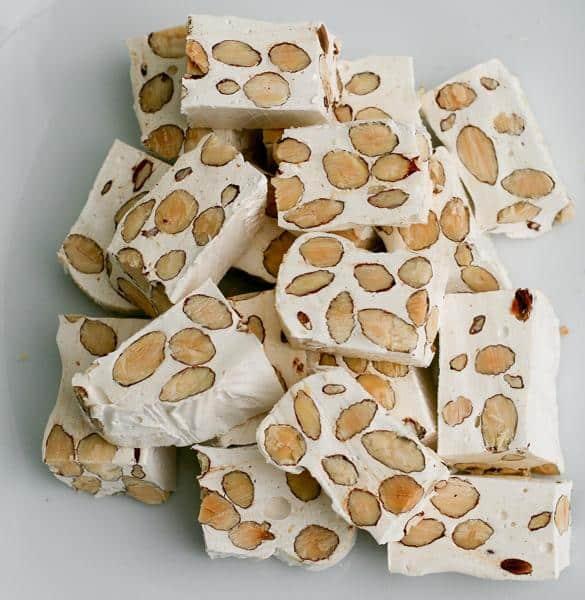 steiner&kovarik weißer Nougat Mandeln Honig greate taste Delikatesse Auszeichnung Luxus