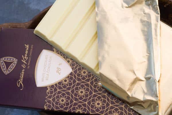 Tafel Weiße Schokolade (240g)