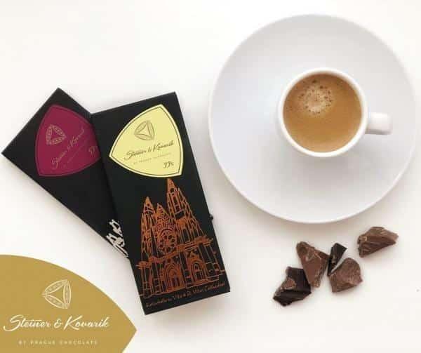 Tafel Milchschokolade mit Naturvanille 35% (50g)