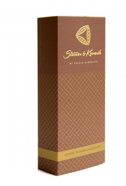 Kaffeebohnen in Zartbitterschokolade 150 gr. - Hochwertige in Handarbeit hergestellte edle Zartbitterschokolade - Kaffeebohnen umhüllt in zartbitterschokolade, ein Genuss für die Sinne. Espressobohne