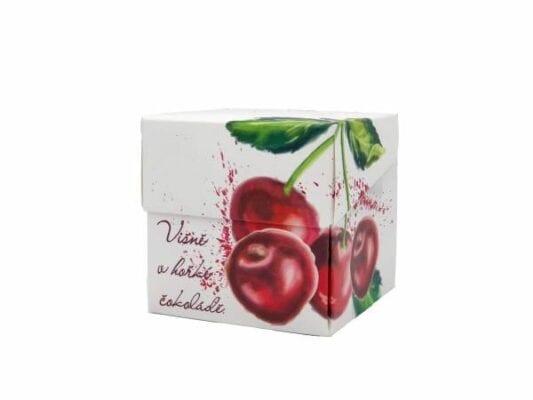 steiner&kovarik gefriergetrocknet sauerkirchen früchte Bitterschokolade umhüllt von feinstem Kakao mit natürlichem Vanillearoma saftigen Kirschen luxuriöse Geschenkboxen