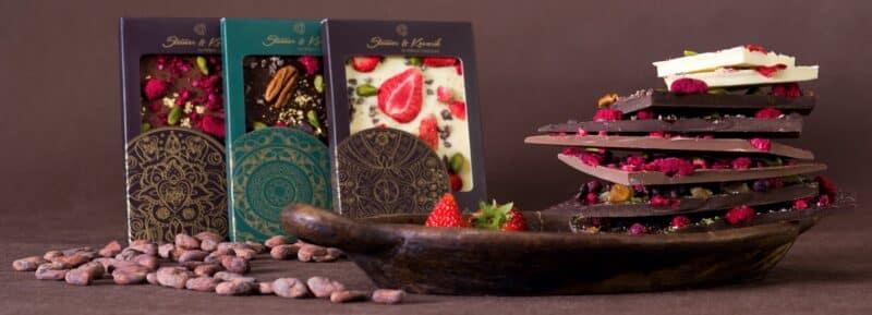 Mandala Schokolade Steiner Kovarik