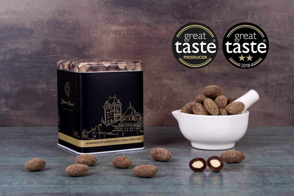 Mandeln Great Taste Award