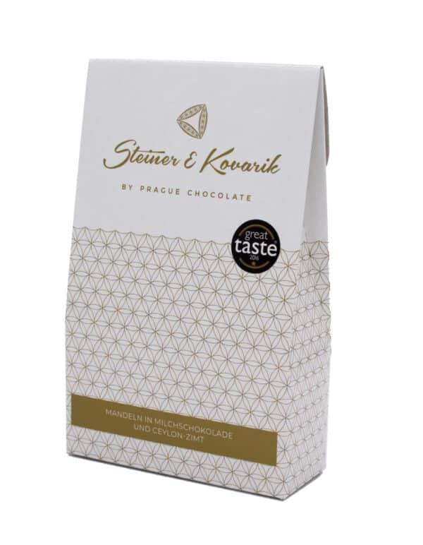 Mandeln Milchschokolade Ceylon Zimt