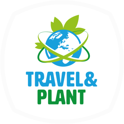 Travel & Plant Logo